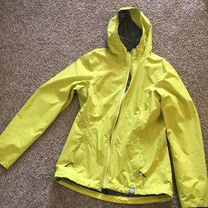 REI Co-Op Weatherproof High Vis Cycling Jacket